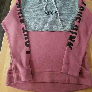 PINK Victoria's Secret Tops - SOLD!Victoria's Secret Pink Hoodie